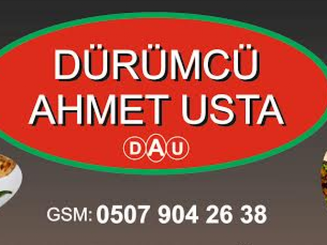 Dürümcü Ahmet Usta