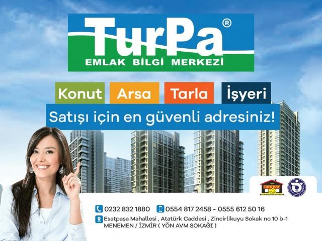 TURPA MENEMEN EMLAK  OFİSİ