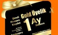 Gold Üyelik