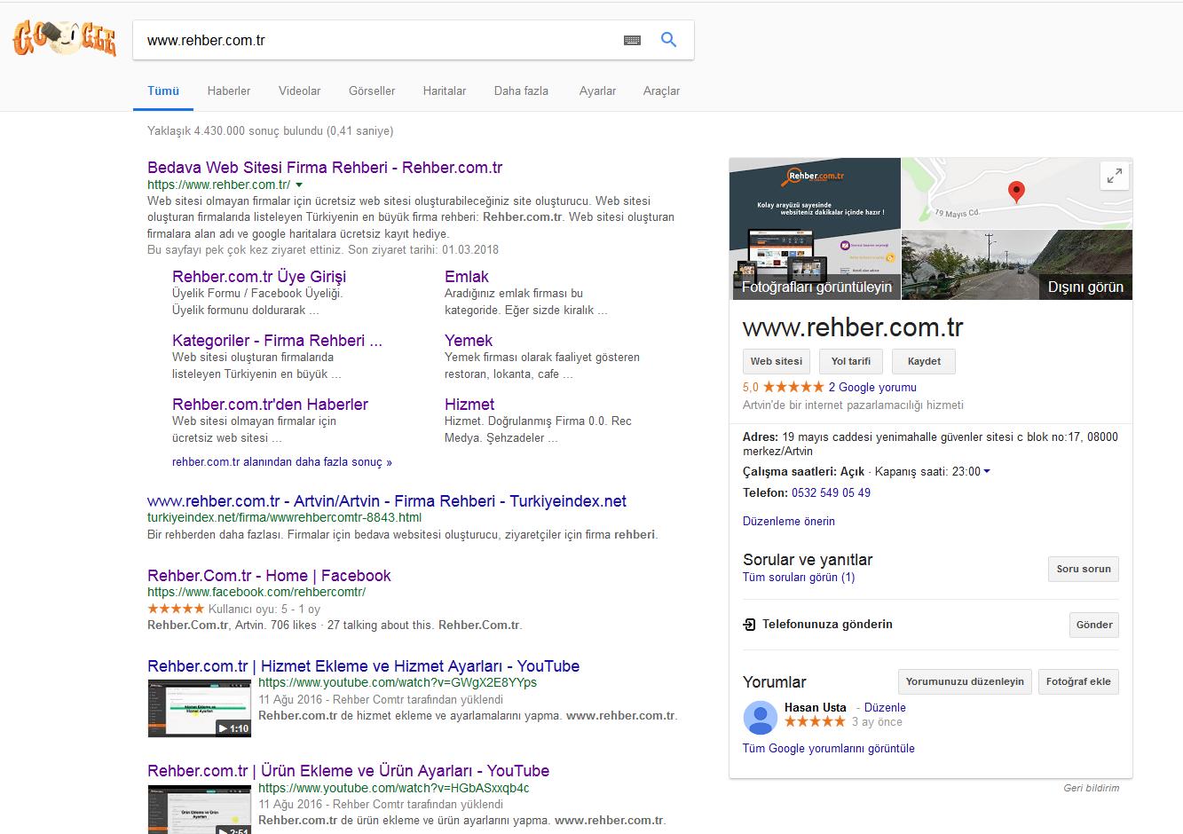 Google Haritalar Ile Işletmeniz Sürekli Görünür Olsun